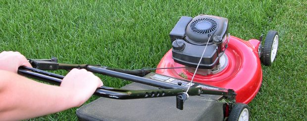 Lawn mower safety tips from Paul Davis